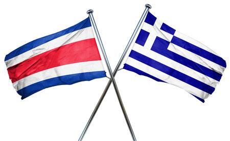 bandera de costa rica: bandera de Costa Rica combina con bandera griega