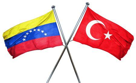 venezuela flag: Venezuela flag combined with turkey flag