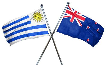 bandera de uruguay: bandera de Uruguay combina con bandera de Nueva Zelanda
