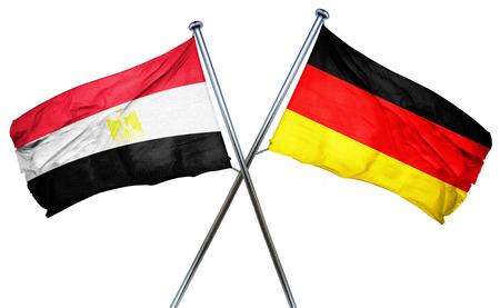 bandera egipto: bandera de Egipto se combina con el indicador de Alemania