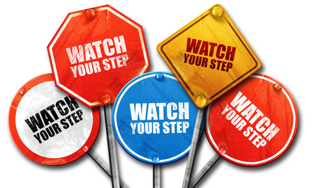 Watch Your Step Stock Photos & Pictures. Royalty Free Watch Your ...