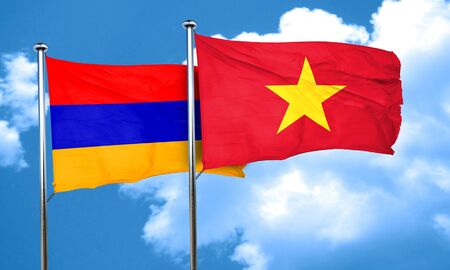 http://us.123rf.com/450wm/argus456/argus4561606/argus456160630359/58679654-armenia-flag-with-vietnam-flag-3d-rendering.jpg?ver=6