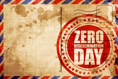 community health care: zero discrimination day Stock Photo