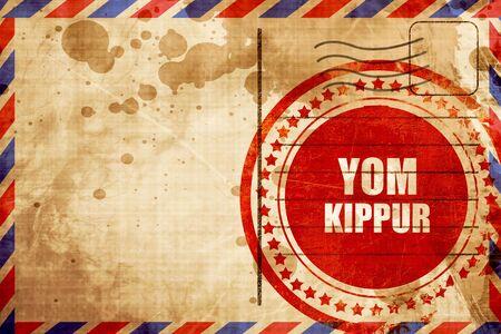 yom: yom kippur