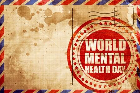 developmental disorder: world mental health day