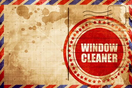 window: window cleaner