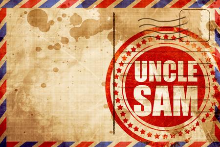sam: uncle sam Stock Photo
