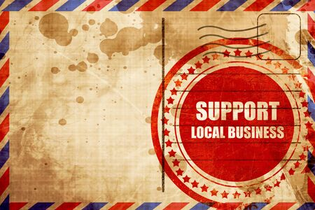 local business: support local business