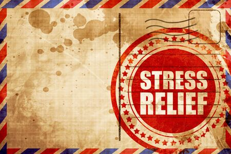 stress relief: stress relief Stock Photo