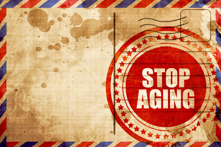 aging: stop aging