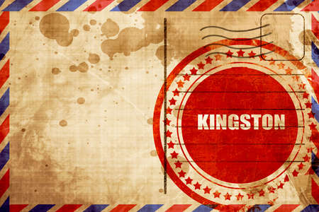kingston: kingston