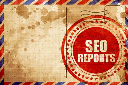 seo: seo reports
