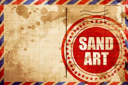 craftmanship: sand art