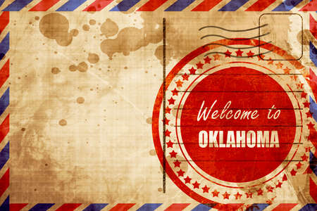 oklahoma: Welcome to oklahoma with some smooth lines