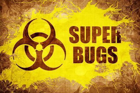 bug's: Grunge vintage Super bugs