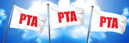 pta, 3D rendering, triple flags