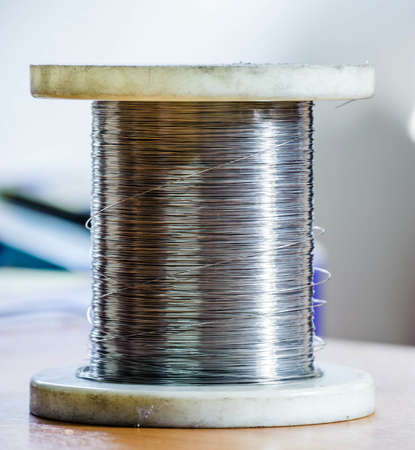 metal wire photo