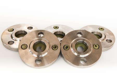 Metal stainless steel flanges