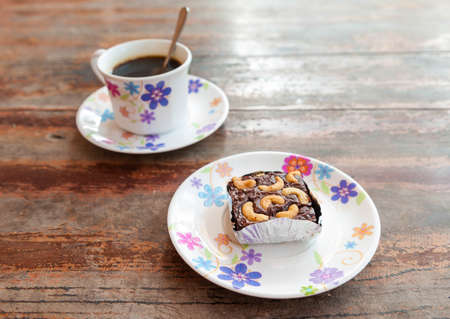jolt: Brownie with Coffee Cup
