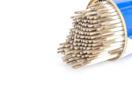 electrode: Welding electrode