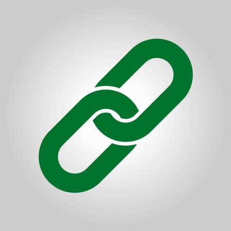 Chain sign symbol.