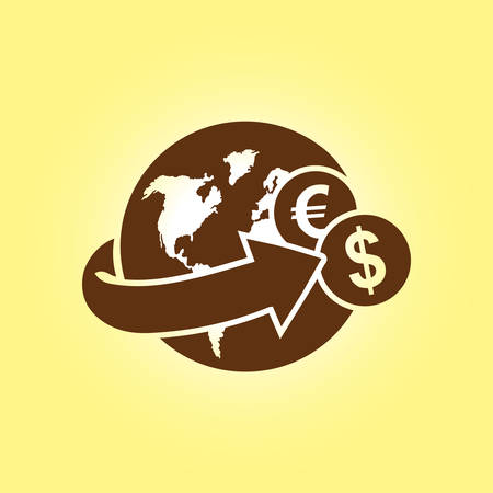 remittance: Money remittance and investment concept.