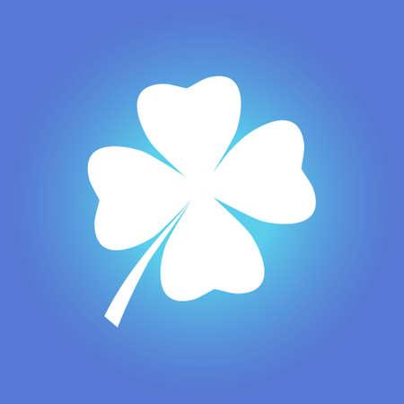 patrick: Leaf clover sign.