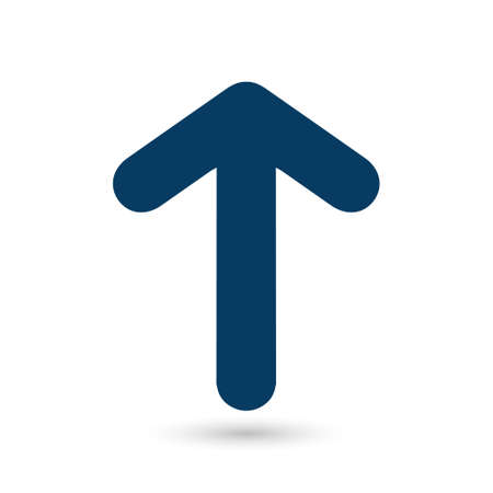 Aim sign symbol.