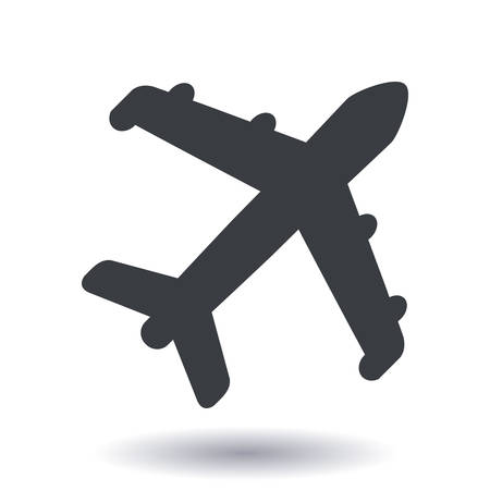 Plane Sign Symbol Royalty Free Cliparts Vectors And Stock