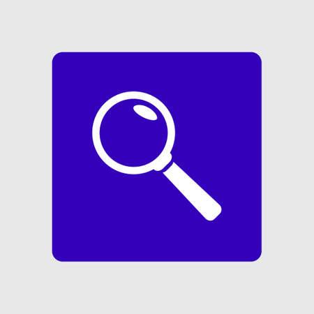 Search sign symbol.