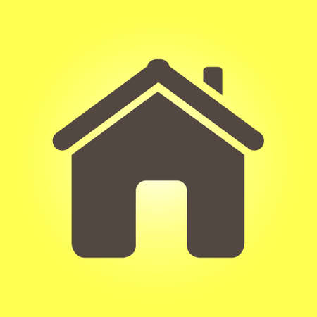 Home sign symbol.