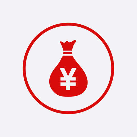 Yen currency symbol.