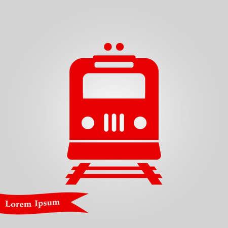 depot: Train icon.