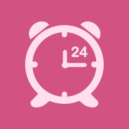 Allarm clock vector.