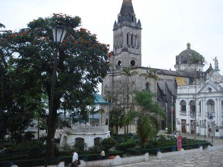 morelos: Downtown in Cuetzalan, Mexico