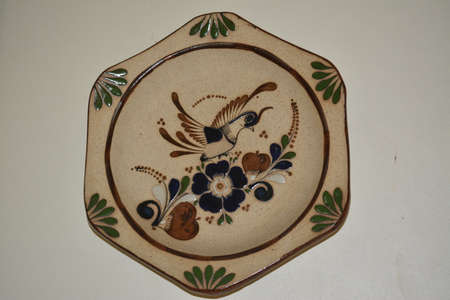 handimade: Mexican pottery