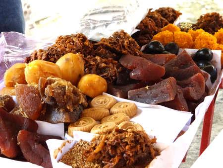 メキシコの伝統的なお菓子