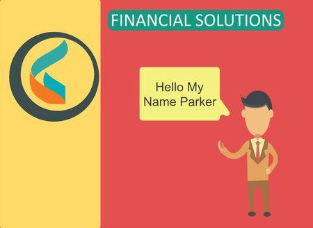 man character finance explain solution