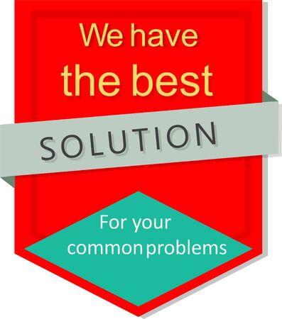 finance motto for costumer services