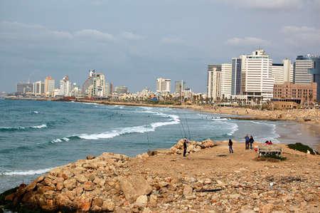 yaffo: playa Yaffo