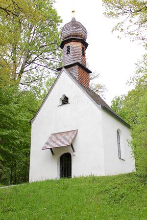 bavarian: Bavarian church Stock Photo