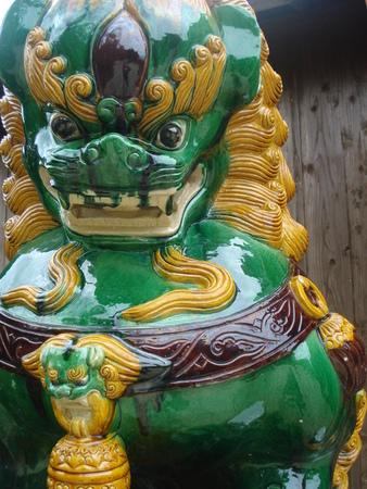 okinawa: Shisa in Okinawa, Japan
