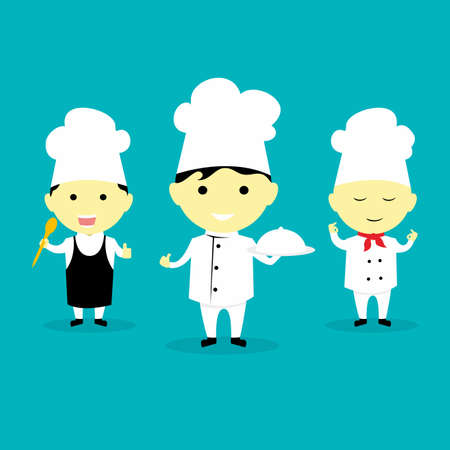 Funny Little Chef
