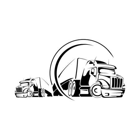 Vector Illustration Track Line Art Drawing Illustration