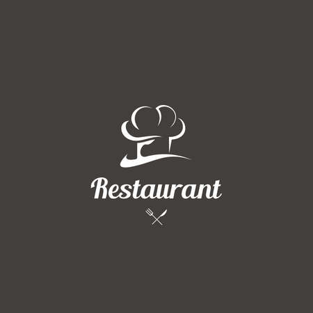 Vintage Restaurant Logo Vector illustration 矢量图像