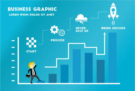 Business Graphic and Icon