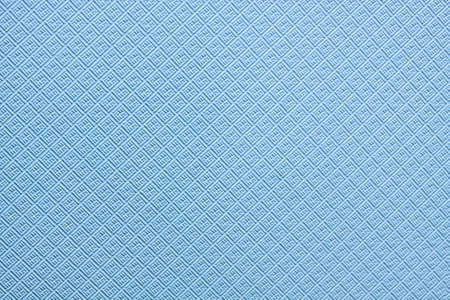 Rough light blue colored surface for backgrounds and textures. Stock Photo