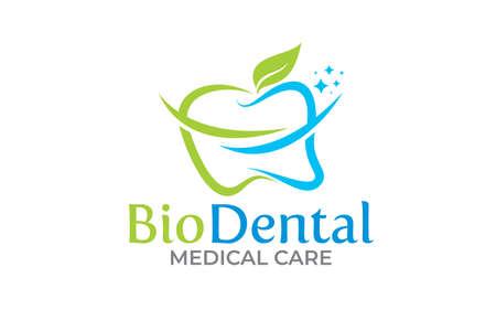 Illustration vector graphic of Creative Dentist, Dental Clinic Company Vector Logo Design Logo