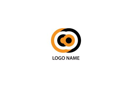 This logo can be used in various aspects of your business. The logo design is made abstract with a circle covering around it