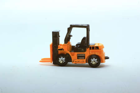 media introduction to construction tools can be pictures - videos - miniature forms, depending on the age of the child Banque d'images